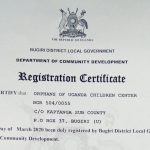 Operational Permit & Registration Certificate