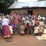 Happy day for 42 girls, 53 more children need clothes