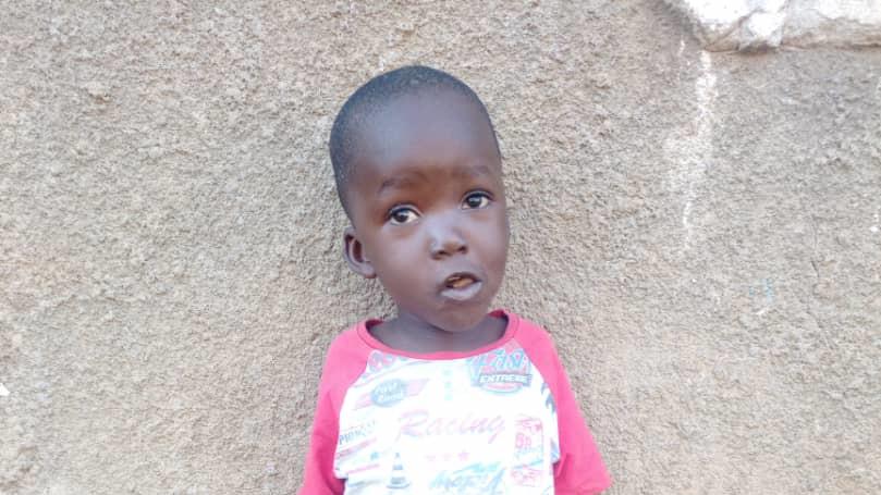 Orphan Baligye Noah introduction