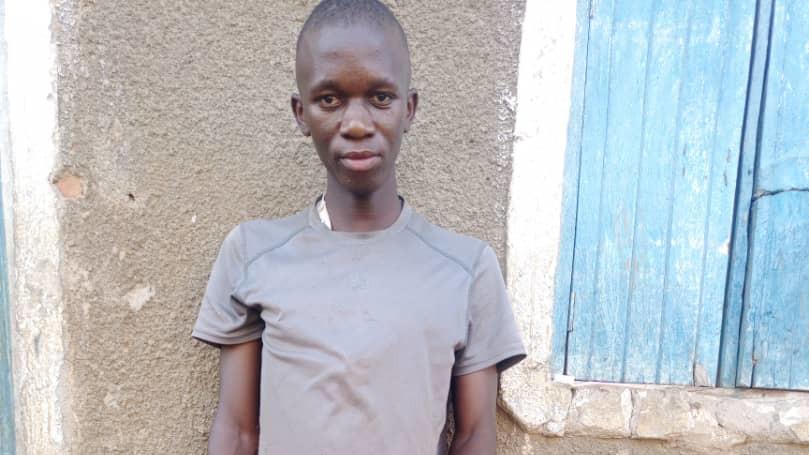 Orphan Mwoga Kusama introduction