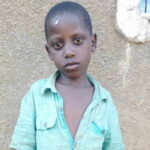 Meet orphan Suubi Herman - new member at Children Center