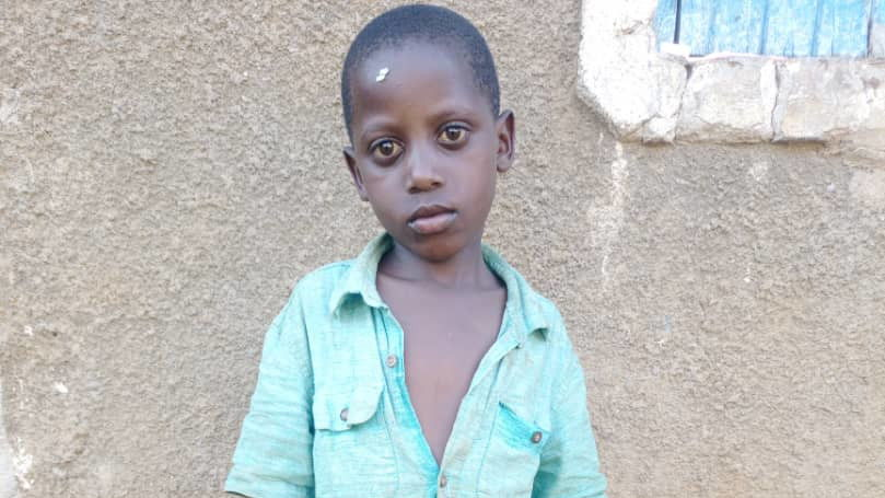 Meet orphan Suubi Herman – new member at Children Center