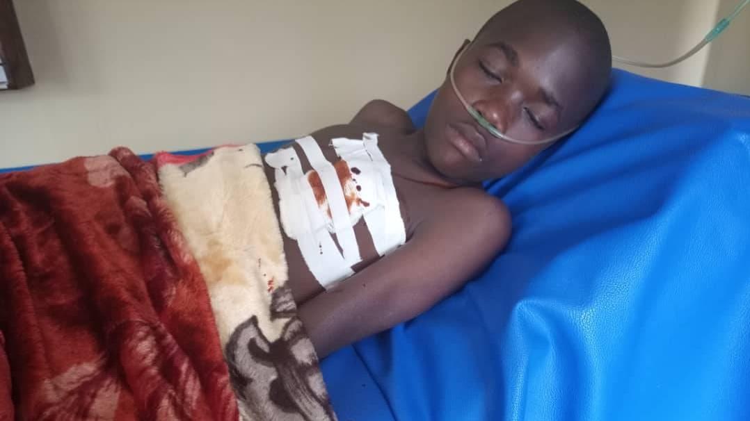 Urgently treatment donation needed