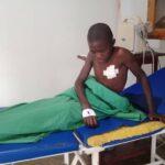 Updates and good News: YUSUF M. - hospital treatment