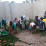 Morning activities: One-day at Orphans of Uganda Children Center