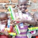 August: Monthly donation from our Cologne Germany donors